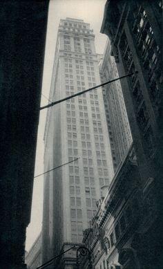 Erich Mendelsohn: Amerika. Bilderbuch eines Architekten, 1926.
