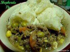 Shepherds Pie -- From Gate to Plate