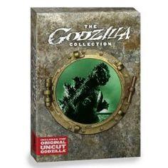 The Godzilla Collection $20.99