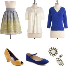 """""""Easter Outfits 2013 (#1)"""" by boyer-girls on Polyvore"""