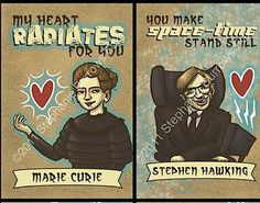 Valentine's Day cards + science = awesome / Boing Boing