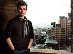 are you kidding me? #chriscolfer