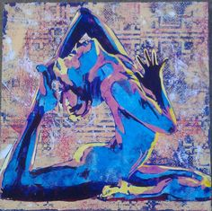 Love this. Repinned by RizeUpYoga.com. #yoga #art                              …