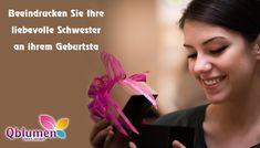 #Geburtstags-Überraschungs-#Geschenk-Ideen für Ihre liebevolle #Schwester Blog, Unique Birthday Gifts, Great Gifts, Love, Blogging