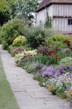 Great Dixter and Christopher Lloyd's Gardens