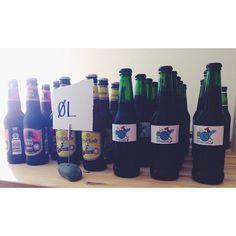 Food Festival holder påskefrokost  og vi drikker naturligvis øl vi selv har brygget. God fredag til alle ☀️#foodfestival15 #aarhus #madhyldest #hjemmebryg #øl #godfredag