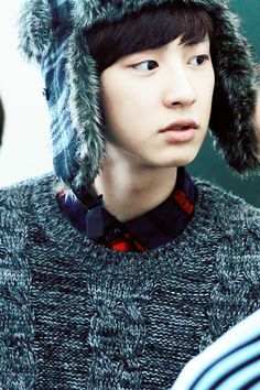 How is your face real, Chanyeol?