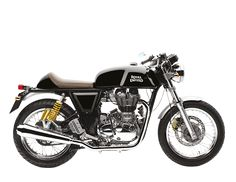 Royal Enfield Continental GT - Features, Specification & Reviews