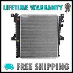new radiator for ford explorer 1996 19971998 1999 50 v8 2 row lifetime warranty - Categoria: Avisos Clasificados Gratis  Item Condition: New New Radiator For Ford Explorer 1996 19971998 1999 5.0 V8 2 Row Lifetime WarrantyPrice: US 93.34See Details