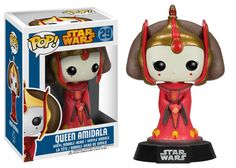 Star Wars Funko POP figurine Princess Amidala | @giftryapp