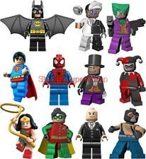 lego superhero wall decal