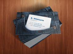 my business card by stynom