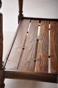 Купить Стол - консоль в деревенском стиле - стол, столик, стол-консоль, стол деревенский