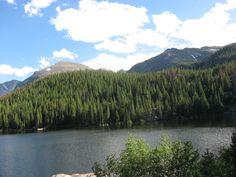 Estes Park, Colorado    Rocky Mountain National Forest