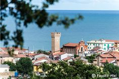 La #Torre di San'Anna a #PortoPotenzaPicena