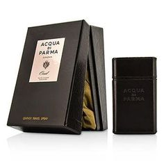 Acqua Di Parma Acqua di Parma Colonia Oud EDC Concentree Leather Travel Spray 30ml/1oz