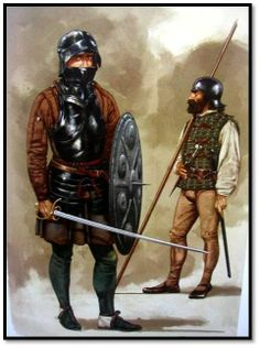 MEDIEVAL AGE I am proud to say that the vote for the mod was successful, that just shows how great you people are and what you enjoy. Types Of Armor, Types Of Swords, Conquistador, Military Art, Military History, Armor Clothing, Landsknecht, Renaissance Era, Warhammer Fantasy