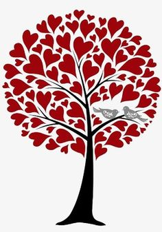 love,bird,trees,love vector,tree vector,Love clipart,Tree clipart Mandala Art, Simple Wall Paintings, Flower Art Drawing, Tree Clipart, Newspaper Art, Motif Floral, Hand Embroidery Designs, Heart Art, Indian Art