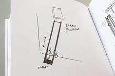 This ladder-escalator combo. | 11 Inventions That Are So Absurd They Might Actually Be Genius