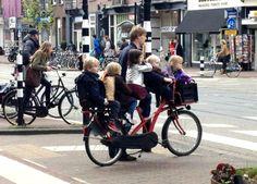 Bicycles - Stuff Dutch People Like Leiden, Rotterdam, Amsterdam Bike, Amsterdam Netherlands, Child Bike Seat, Bicycle Pictures, Dutch Bike, Dutch People, Kids Bicycle