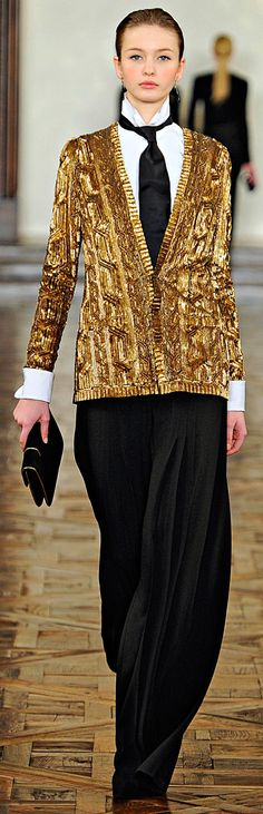 ✪ Ralph Lauren - Ready-to-Wear - Fall-Winter 2012-2013 ✪ http://kate-laurie.livejournal.com/107270.html