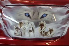 DTB Panther Trikes - Rear Door Close Up