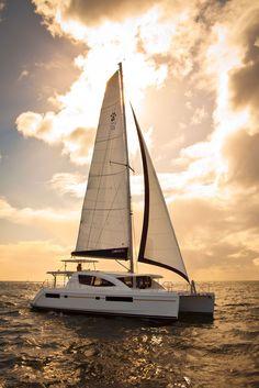Leopard 48 | Leopard Catamarans US