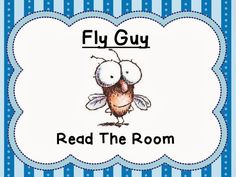 Fly Guy (igh, y, i) Read The Room Teaching First Grade, First Grade Reading, Student Teaching, Teaching Reading, Word Study Activities, Reading Wonders, Guys Read, School Murals, Fly Guy