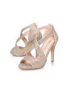miss kg gold sandals - Google Search