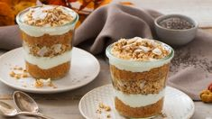 pumpkin pie chia pudding parfait, how to make chia puddings, pumpkin pie recipes,