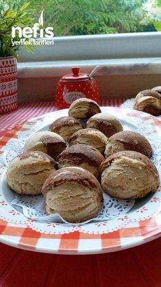 Tahinli Pekmezli Nefis Kurabiye (Tam Ölçü) – Nefis Yemek Tarifleri Bread, Food, Meal, Brot, Eten, Breads, Meals, Bakeries