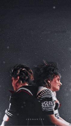 Stranger Things Wall, Stranger Things Fotos, Bobby Brown Stranger Things, Stranger Things Aesthetic, Stranger Things Season 3, Stranger Things Netflix, It Movie 2017 Cast, Stranger Danger, Joe Keery
