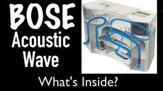 Bose wave music system iii waveguide audio loudspeaker similar ideas fandeluxe Images