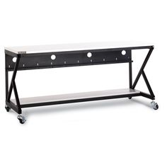 "72"" Performance 400 Series® LAN Station - Folkstone Item #: 5000-3-400-72"