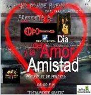 FOFO Y SU GUITARRA + MARIO HERNANDEZ EN LA PERCUSIÓN MENOR http://www.desktopcostarica.com/eventos/2013/los-chiles-dia-del-amor