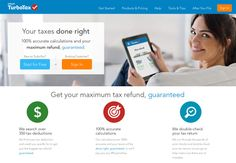 #Turbotax biggest #tax #refunds in 2014