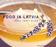 Food in Latvia via @insidetravellab
