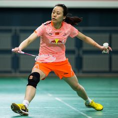 ZHAO YUNLEI PREPARES FOR CUP! One of badminton's favourite female players is preparing for yet another Surdiman Cup. This Li-Ning event is set to be played in Dongguan, China May 10th - 17th! Stay tuned here for the best pics and news! Like her N60 badminton racket? It's rare but you can find it here at http://shopbadmintononline.com/badminton-rackets-racquets-li-ning-c-38.html Be Bold   Achieve More #MakeTheChange!