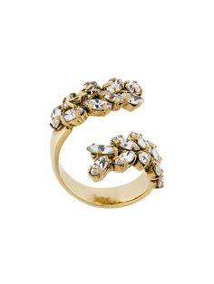 Saint Laurent wrap ring
