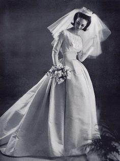 1963 Wedding Dress