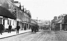 Ballyclare Memory lane with precious memories Main Street, Street View, Northern Ireland Troubles, Historical Images, Emerald Isle, Far Away, Homeland, Origins, Old Photos