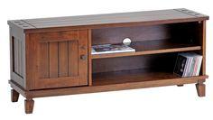 TV-asztal FREDERICIA 1 ajtós antik | JYSK