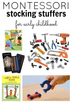 Montessori Stocking Stuffers