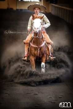 La Cala de caballo (la disciplina de el caballo charro)