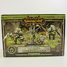 Privateer Press Cryx Battlegroup Miniature Game PIP34127