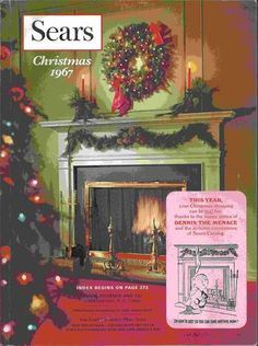 1967 Sears Christmas catalog--I remember this one! Loved the old Sears Christmas wish books!