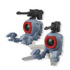 Gundam Converge Fusion Works RB-79 Ball Mini Figure