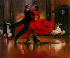 Hamish Blakely ~ ''The Flamenco''