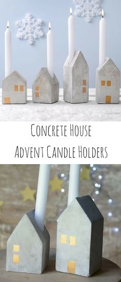 I'll admit that my obsession with house-shaped candle-holders might be getting a tad out of hand.  These are irresistable though.  They tread that fine line between Scandi, industrial, and minimalist styling.  Perfect for Christmas, still adorable year round. #notonthehighstreet #hygge #affiliate