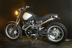 custom motorcycle FX650